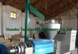 Sunflower Seeds Oil Production Line Exported to Romania