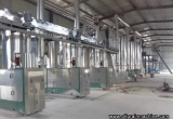400 T/D Peanut Oil Production Line Project Finished in Puyang