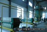 15T/D Sesame Oil Expelling & Cooking & Refining Plant in Hebei