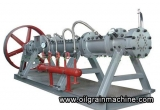 XLPH Extrusion Type Oil Plants Bulking Machine
