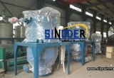 Manufacturing of 15TPD Oil Refinery Machine Before BV Inspection and Delivery