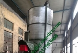 Congrats! Most Popular Mobile Grain Dryer Exported Iran